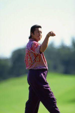 グリーンジャケット ゴルフするならルイードタバーン
